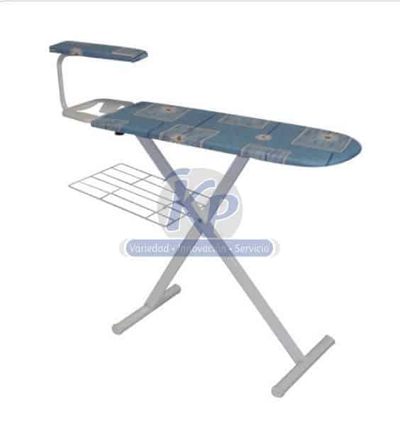 Mesa para planchar n 4 lujo distribuidora kp mayorista - Mesa para planchar ...